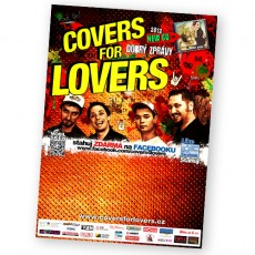 Plakát | Covers For Lovers 2011 (formát A2)